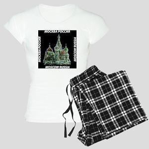 basils 2010 white letters Women's Light Pajamas