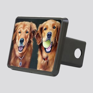 Goldens Rectangular Hitch Cover