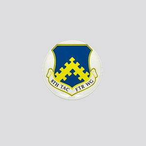 8th Tactical Fighter Wing Mini Button