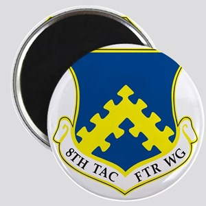 8th Tactical Fighter Wing Magnet