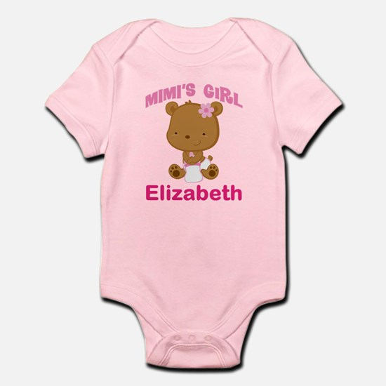 Personalized Mimis Girl Body Suit