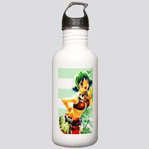 AnimeIndianGirliPad3GT Stainless Water Bottle 1.0L