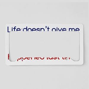 lifelemons_btle2 License Plate Holder