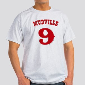 Mudville9 (red) Light T-Shirt