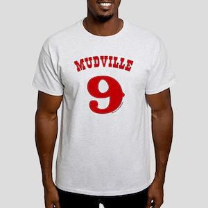 Mudville9 (red) Light T-Shirt
