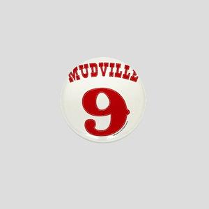 Mudville9 (red) Mini Button