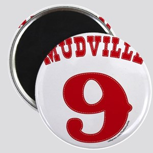 Mudville9 (red) Magnet