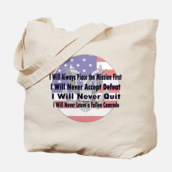 missionfirst Tote Bag