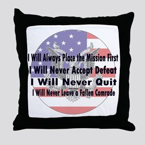 missionfirst Throw Pillow