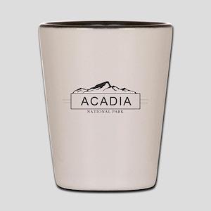 Acadia - Maine Shot Glass