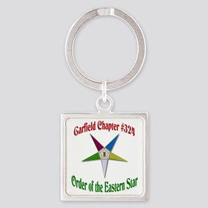 OES 324 Square Keychain