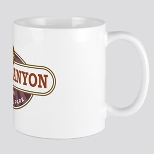 Kings Canyon National Park Mugs