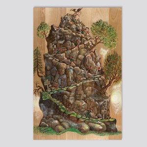 Scout Eagle Mountain 24x3 Postcards (Package of 8)