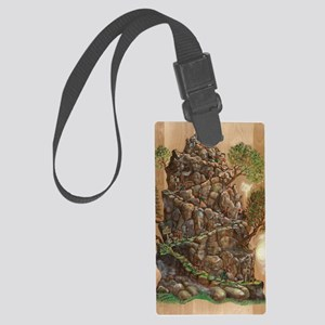 Scout Eagle Mountain 24x36 Large Luggage Tag