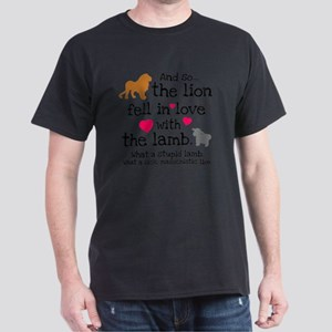 Lion  Lamb Dark T-Shirt