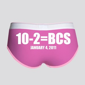2011BCS Women's Boy Brief