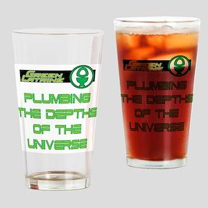 GreenLatrine2 Drinking Glass