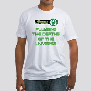 GreenLatrine2 Fitted T-Shirt
