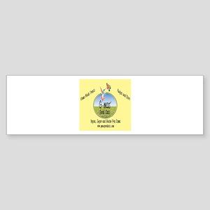 gmas logo Bumper Sticker