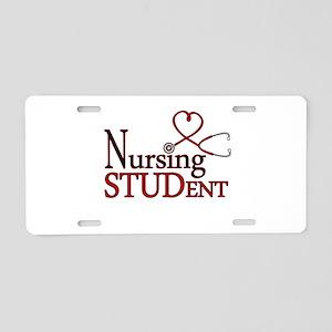 Nursing Student Cute Heart Stethoscope Aluminum Li