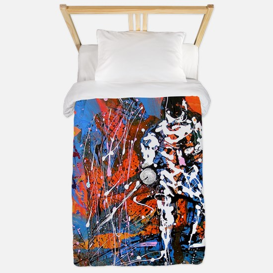 Abstract Epee2 Twin Duvet