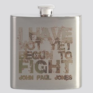 John Paul Jones 2 Flask