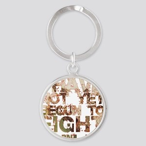 John Paul Jones 2 Round Keychain