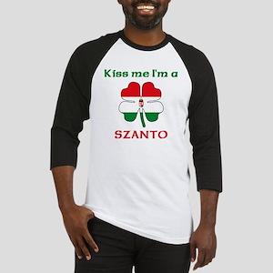 Szanto Family Baseball Jersey