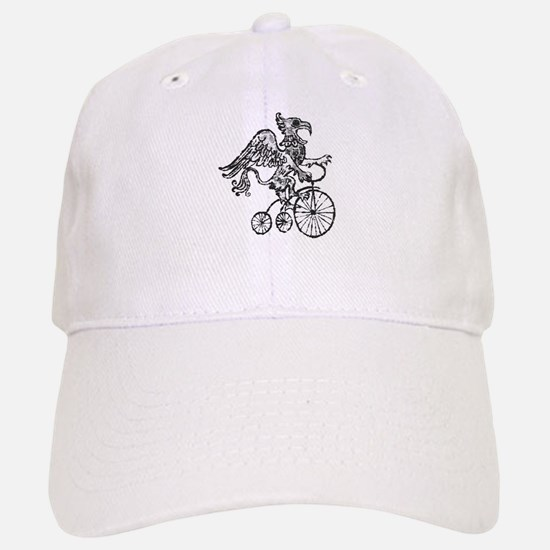 Griffin Riding Tricycle Baseball Baseball Cap