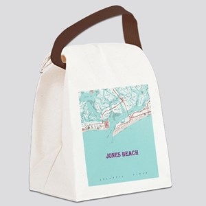 NYS Jones Canvas Lunch Bag
