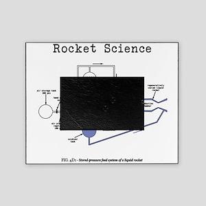 Rocket science Picture Frame
