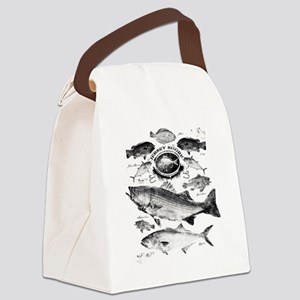 jerseyshore Canvas Lunch Bag