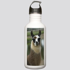 llama1_lp Stainless Water Bottle 1.0L