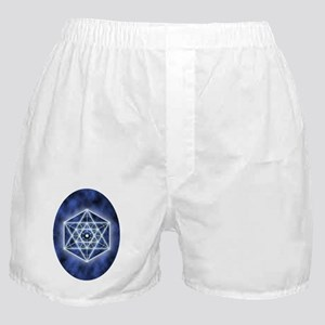 Sirius ornament_oval Boxer Shorts