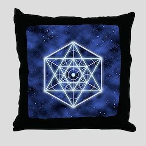 Sirius 11.5x9_calendar_print Throw Pillow