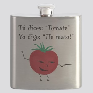 Tomate tomato 6 inch final  Flask