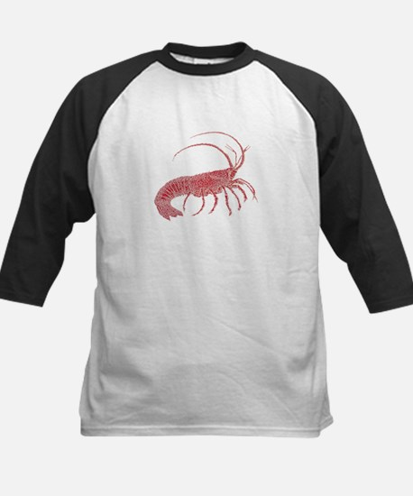 Lobster Kids Baseball Jersey