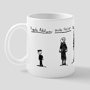 Addams Family Mug