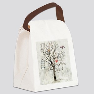 arbreacoeur_Lore_M_illustration Canvas Lunch Bag