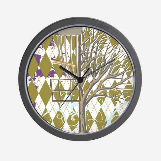 DG_SANILAC_03 Wall Clock
