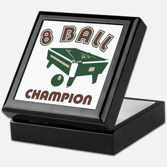 8ballchamp Keepsake Box