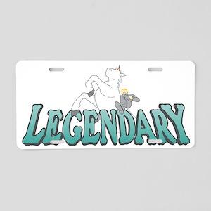 nphoau Aluminum License Plate