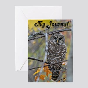 5x8_journal 2 Greeting Card