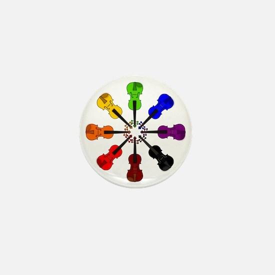 circle_of_violins Mini Button