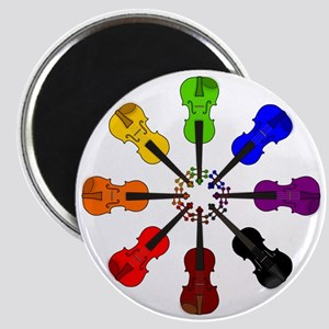 circle_of_violins Magnet