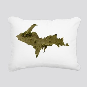 Balsam_Fir_001 Rectangular Canvas Pillow