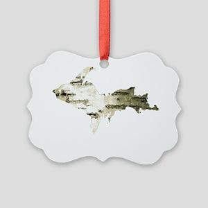 Birch_Bark_001 Picture Ornament
