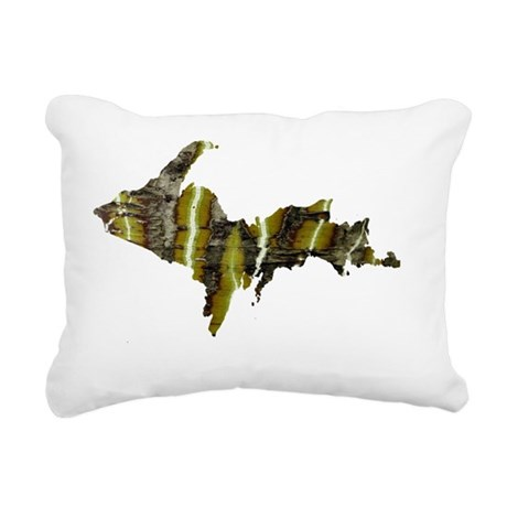 Striped_Maple_001.gif Rectangular Canvas Pillow