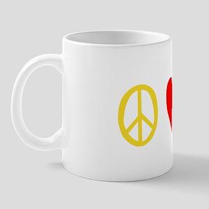 peacelovemusictrans Mug
