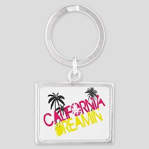 cali_dreamin Landscape Keychain